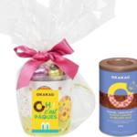relations presse pour maxi coffee oeufs pralinés - chocolat poudre offert