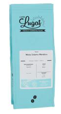 Café en grains Moka Sidamo Marabou 250g - Cafés Lugat MaxiCoffee
