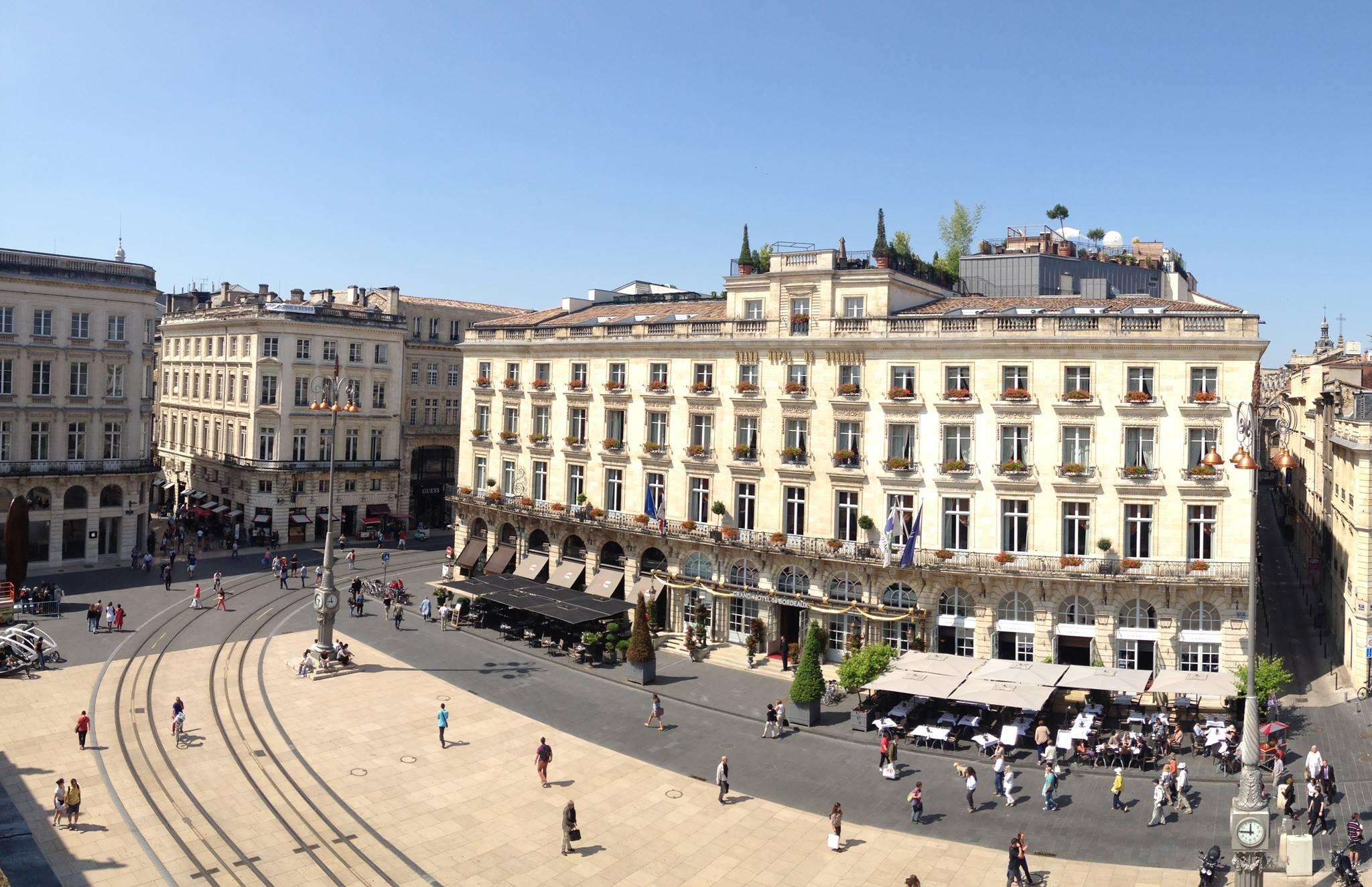 Le Grand Hôtel Bordeaux