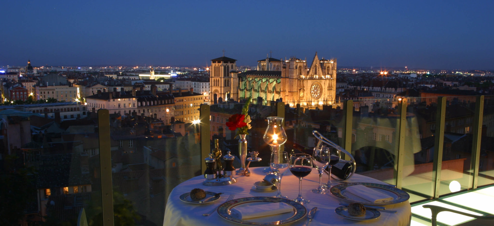 Les Terrasses de Lyon - communiqué de presse Saint-Valentin
