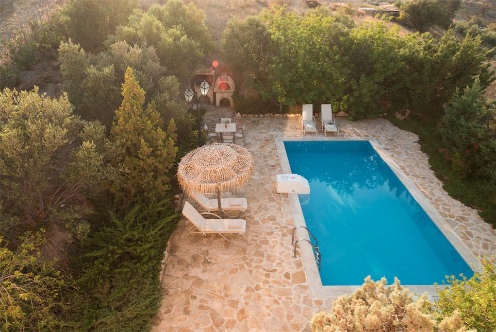 relations presse pour Millevista villa Crete