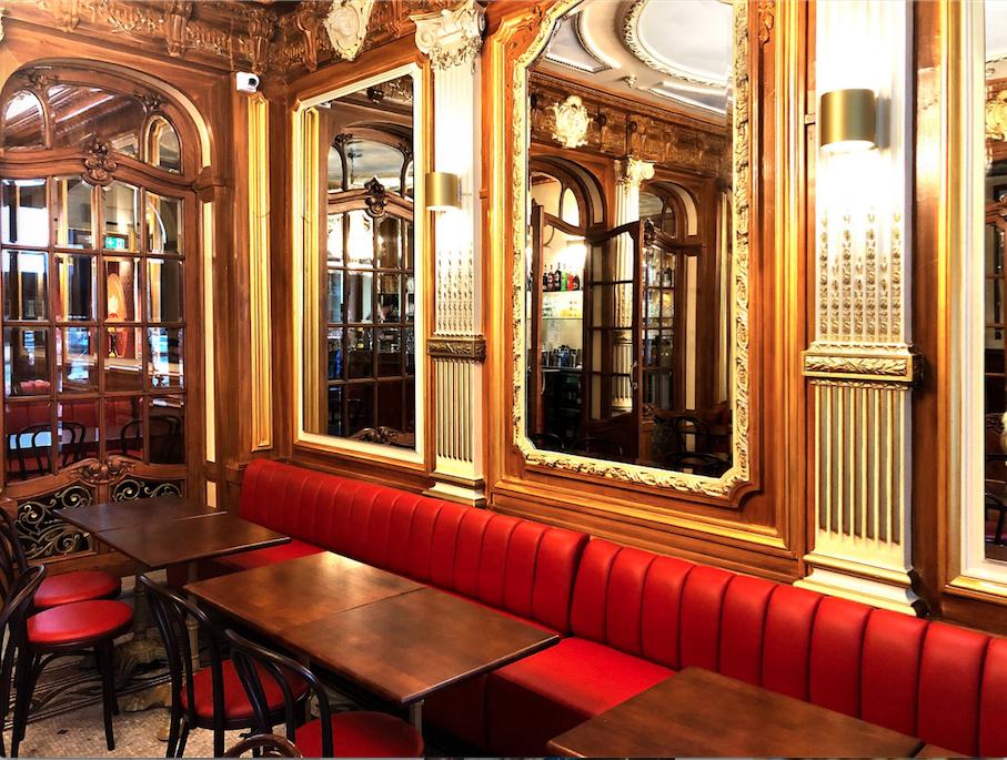 Quatrès Café Bordeaux