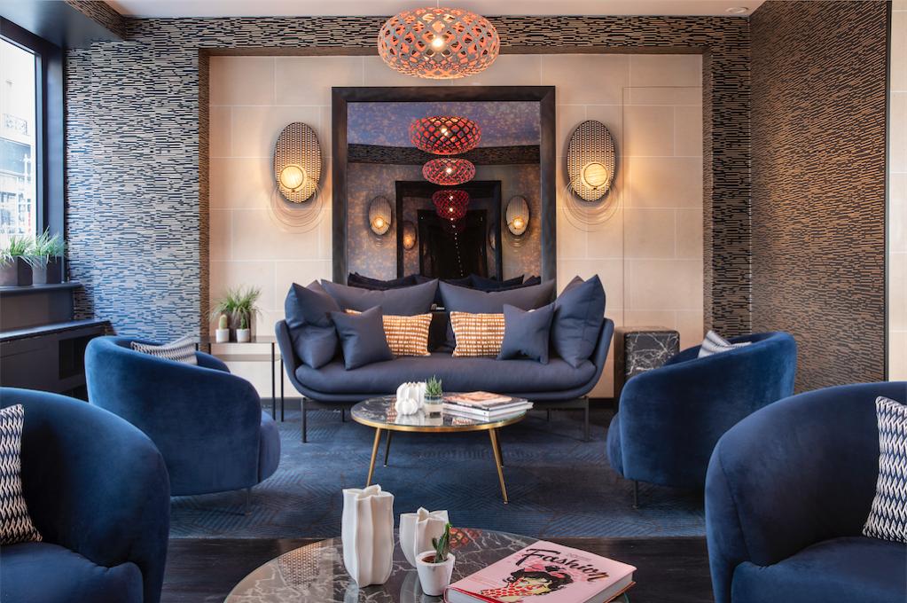 Hotel Paris Elysées Regencia