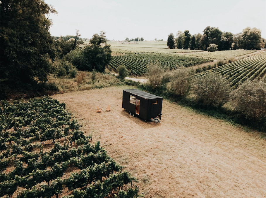 Parcel Tiny House
